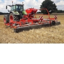 SuperMaxx - Multi-purpose cultivator superficial work, stubble  Perfect sowing => RollFix!