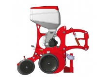 ISOTRONIC SEEDING UNIT - High precision seeding with ISOTRONIC, the electronically-controlled seeding unit with ISOBUS protocol.