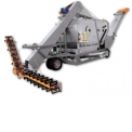 ALFA MGC (Mobile Grain Complex) - mobile grain-cleaning complex (capacity 80-150tph) capable to perform several functions