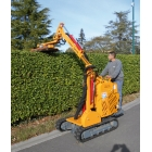 Independent hedge cutter THA 270