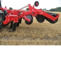 Combi-Disc HE-VA; - This new product combine the work of Sub-Soler, Disc Harrow and Roller.