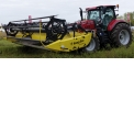 ST Swather - The ST swather attaches to the front or rear 3-pt. hitch of an MFWD tractor.