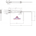 S2000 extending arm - New telescopic arm from Ashtree Vision and Safety Ltd