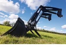 Q-Series loaders - New generation of digitally connected loaders.