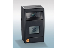 Smart 2D/3D vision sensor O3M - 3D sensor system with integrated 2D camera and overlay function