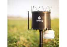 SENCROP - Professional connected ag-weather station - precision farming