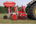 GreenMaster - Cultivate grasslands. Leveling scarify sowing harrowing => All in one pass!