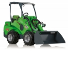 Avant e6 - Electric compact loader with lithium-ion technology