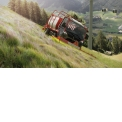 Unitrac 112 L Drive - Agricultural transporter for mountain's farming