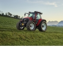 Lintrac 110 - 4-wheel steering tractor with CVT
