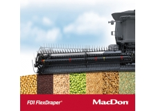 FD1 FLEXDRAPER® series of combine harvesting platforms - FD1 FLEXDRAPER® Any crop, any condition!