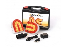 Led and wifi rear lighting kit - Exclusive sparex. no electrical cable between rear lights and the socket.