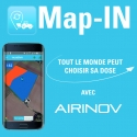 Map-IN - Application to take your first steps to modulation using your smartphone.