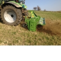 Rotary tiller for organic farming - Celli with the Bio rotary tiller has developed a very important programme for organic farming in Europe