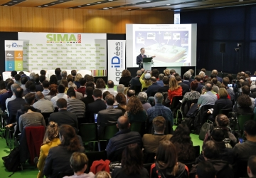 SIMA, International Exhibition of solutions and technologies for