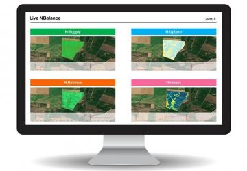 Le numérique en agriculture