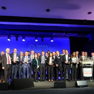 Remise des SIMA Innovation Awards 2017