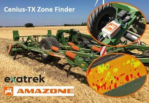 Amazone - Cenius TX Zone Finder