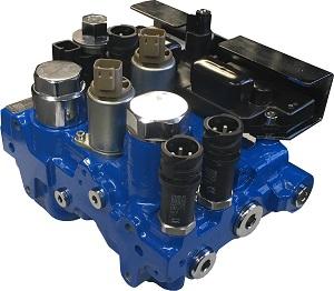 Poclain - VBT braking system