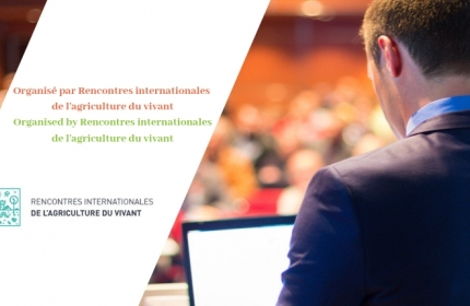 Rencontres internationales agriculture du vivant
