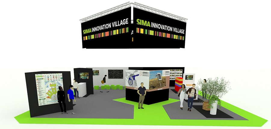 Village de l'innovation SIMA 2019