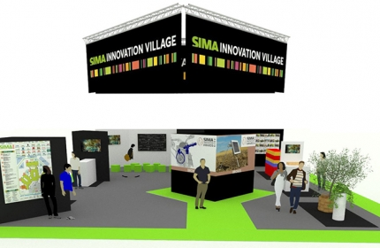 Village de l'innovation SIMA 2019