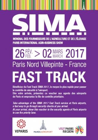 Fast Track SIMA
