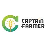 Logo société Captain Farmer